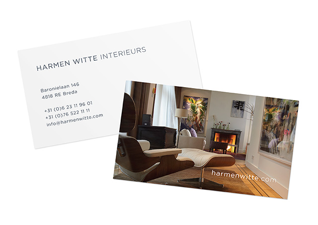 Designrebels harmen witte interieurs for Interieurs design